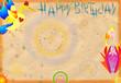 Original celebratory congratulatory card