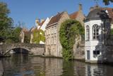 Brügge Belgien alte Brücke