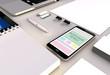 responsive design smartphone office