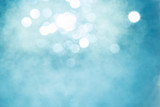 Abstract Christmas twinkled bright background with bokeh defocus