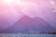 Постер, плакат: nature landscape of Taurus rock mountains