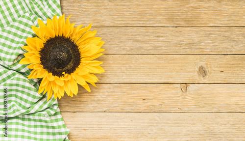 Sonnenblume Glückwünsche Grüße Hintergrund