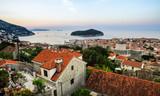 Kurz vor Sonnenaufgang in Dubrovnik