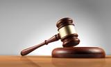Law Judge And Justice Symbol - 88191110