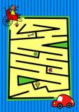 Disabled Boy Scavenger Hunt poster