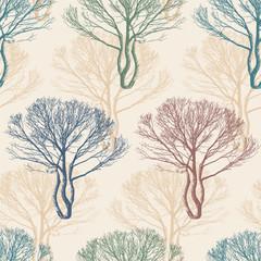 fototapeta drzewa