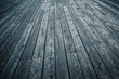 Rustic Wooden Boardwalk in Perspective