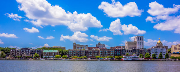 savannah georgia waterfront scenes © digidreamgrafix