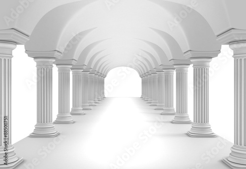 Column Tunnel