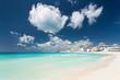 Cancun beach in Mexico