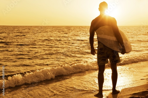 Surfing, Australia, Surfboard. Poster