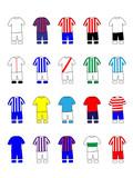 Spanish League Clubs Kits 2013-14 La Liga