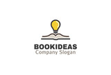 Book Ideas Logo template