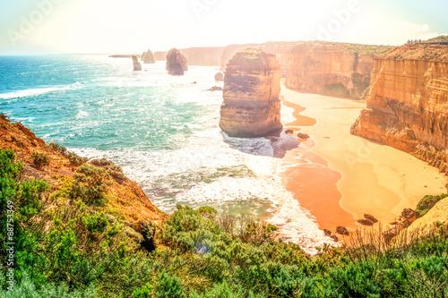 obraz PCV 12 Apostels, Great Ocean Road, Australien