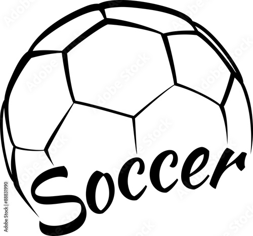 Soccer with Fun Text