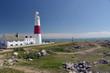 roleta: Lighthouse on Portland Bill in Dorset