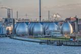 Desalination plant in hamburg port