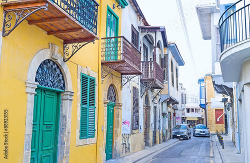 The old Nicosia