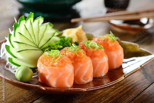Sushi Joe Poster