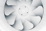 Modernistischer Ventilator