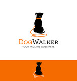 logo design for dog walking, training or dog related business - 88968341