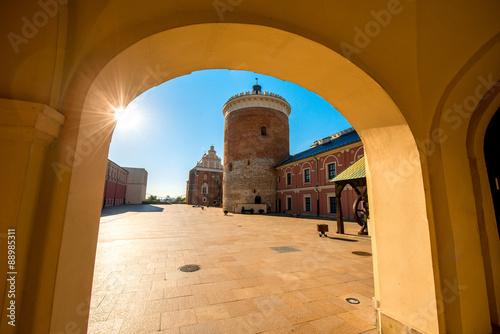 Zdjęcia na płótnie, fototapety na wymiar, obrazy na ścianę : Lublin city