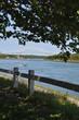 Sagamore Bridge across the Cape Cod Canal in Massachusetts