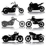 Fototapety Motorcycles