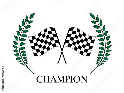 Foto op Plexiglas F1 Racing Champion 3