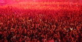 Blurred crowd at a concert - 89100172