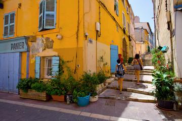 Le quartier du panier, Marseille © aterrom