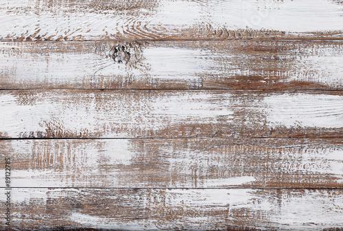 Wooden texture top view - 89122785