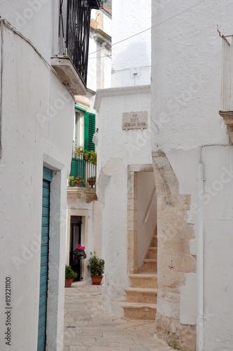 Trulli in Alberobello, Apulien © Buesi