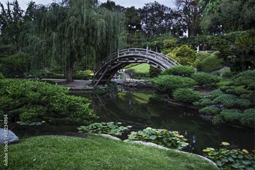 Panel Szklany Japanese Garden