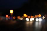 Fototapety luces en la noche 3689-f15