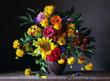 Obrazy na płótnie, fototapety, zdjęcia, fotoobrazy drukowane : Bouquet from cultivated flowers