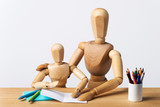 Fototapety Nachhilfe, Unterricht, Hausaufgabenbetreuung