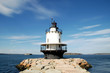 Light on the Rocks / Spring Ledge Light in Portland, Maine