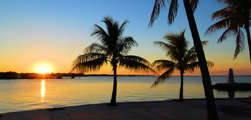 Sunrise to Sunset / Views from the Florida Keys