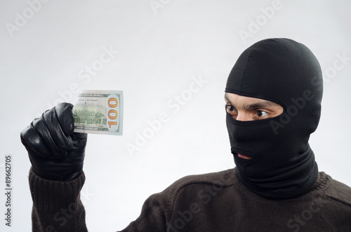 Thief, Burglar Poster