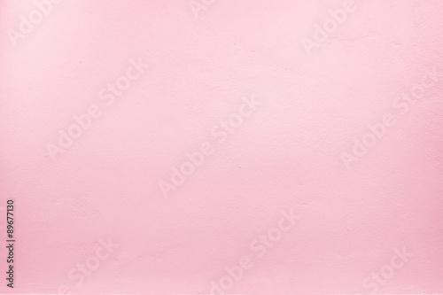 różowa pastelowa kolor farba na cement ścianie, tekstury tło