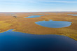 Sparse Landscape of Nunavut, Canada
