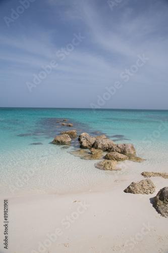 karaibskie-krajobrazy-z-blekitna-morska-raj-plaza