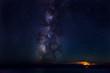 Moonset & Milky Way