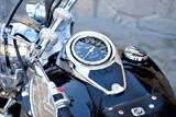 Fototapety Black Motorbike