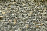 Background of stone wall texture - 89896595