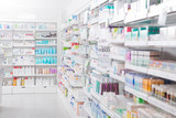 Pharmacy Interior - 89899105