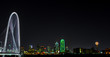 Dallas Night Cityscape
