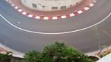 Virage F1 à Monaco