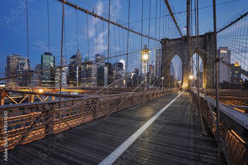 Papiers peints Brooklyn Bridge Brooklyn Bridge at sunrise